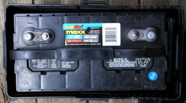 Maxx Battery