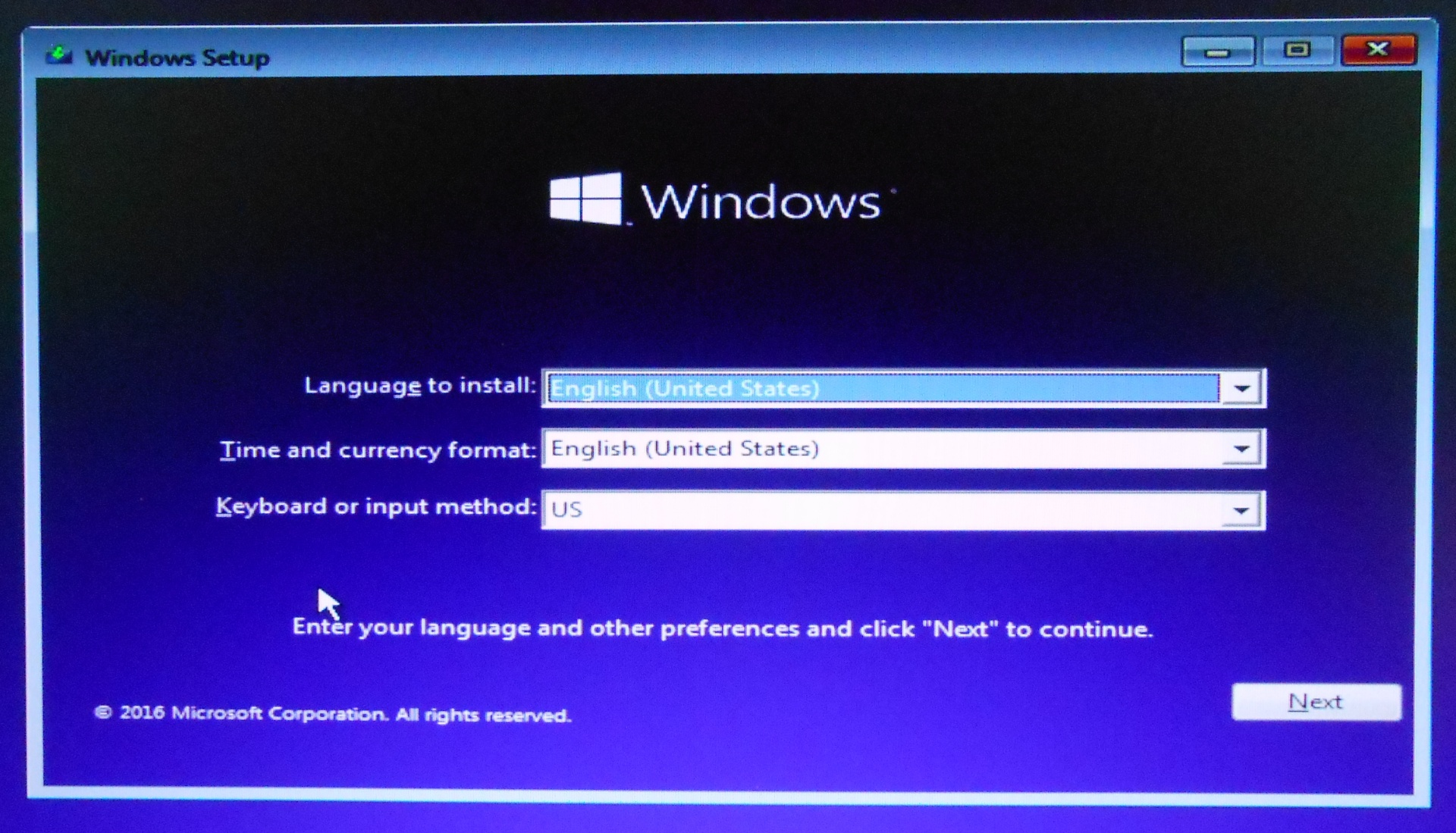 Fighting an Unwanted Windows 10 Upgrade at Reboot | Ray
