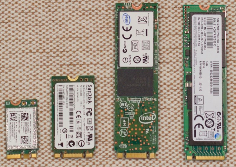 Choosing an M 2 SSD: Data Rot, PCIe, NVMe, and Other Issues | Ray