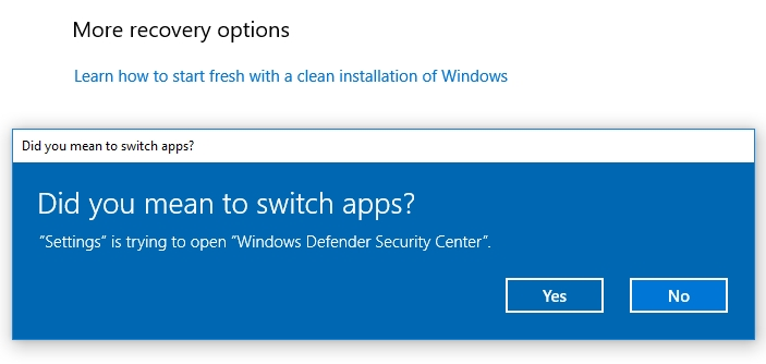 Microsoft Office 2016 Won't Run in Windows 10 After Updates